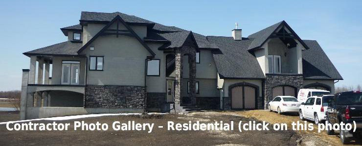 To see our Residential Project Gallery, click on the image