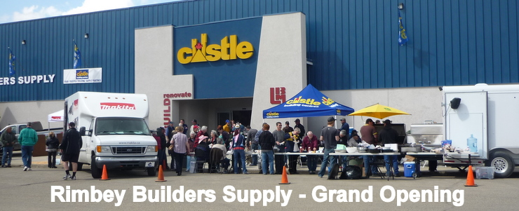 Welcome to Rimbey Builders Supply Centre Ltd. in Rimbey, Alberta.
